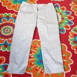 Jones of New York stretch khaki pants
